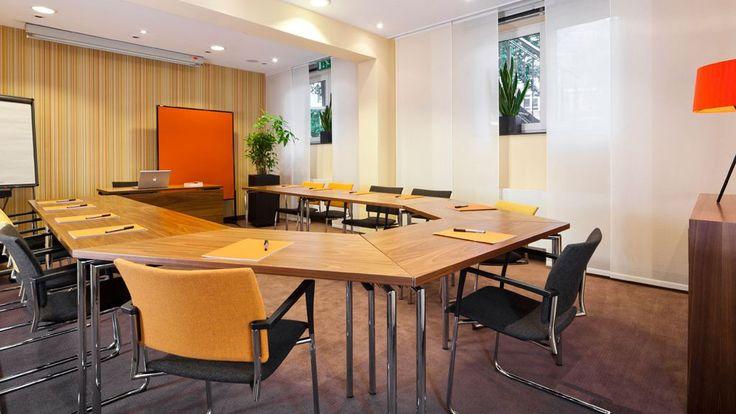 Villa Orange in Frankfurt/Main Noch so ein Business-Hotel? Ja, aber eines mit Charme!