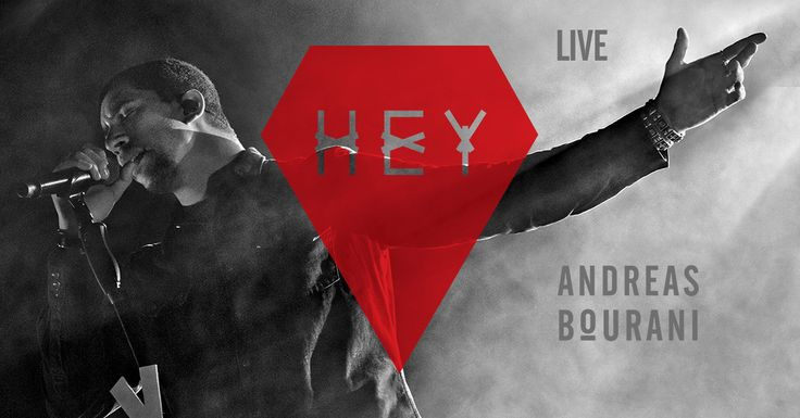 Andreas Bourani   Hey Live   DVD - Blu-ray - 2CD - Download ab jetzt