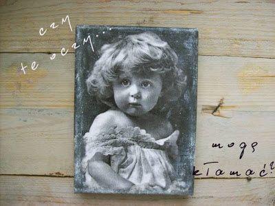 przetarło się: Malowana lala
