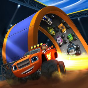 DHX Media Job Opportunity: Art Director 3D  Nickelodeons Blaze And The Monster Machines