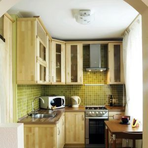Kitchen Designs Photo Gallery Small Spaces