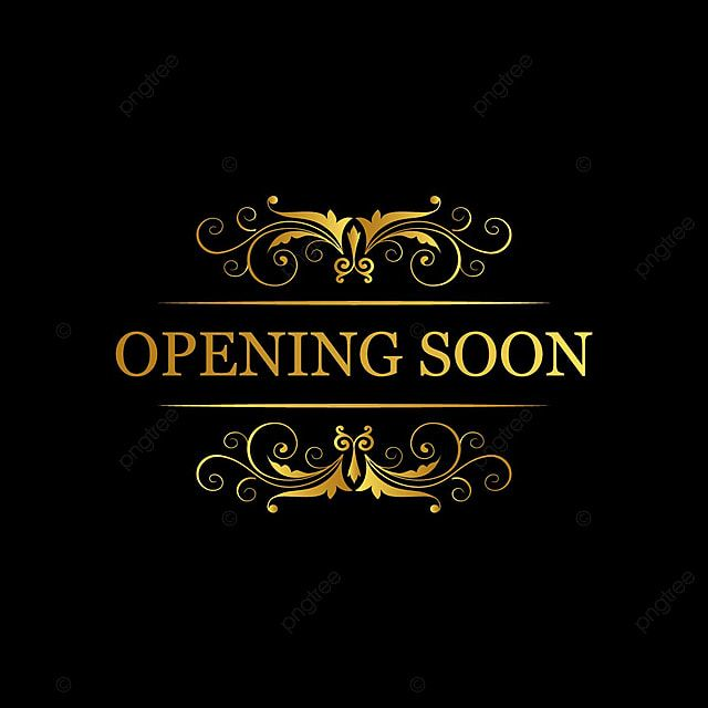 Opening Soon Banner Banner Icons Soon Opening Png And Vector With Transparent Background For Free Download Banner Vector Banner Grand Opening