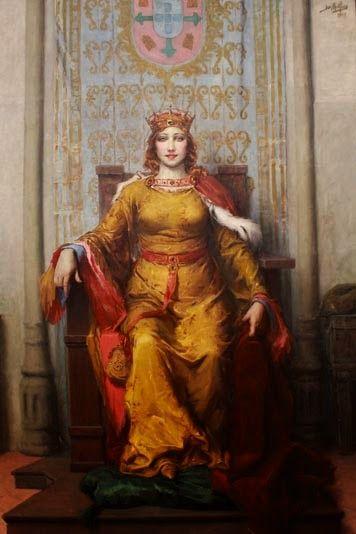 """A 2 de Maio de 1458 nasce em Beja, a Infanta D. Leonor de Lencastre (1458-1525), filha do Infante D. Fernando (1433-1470), Duque de Beja e Viseu e Condestável do Reino e da Infanta D. Beatriz de Portugal (1430-1506), Duquesa de Viseu. Seria rainha de Portugal a partir de 1481, pelo casamento com seu primo João II de Portugal, o Príncipe Perfeito. Pela sua vida exemplar, pela prática constante da misericórdia, e mais virtudes cristãs, alcançou de alguns historiadores o cognome de """"Princesa…"""