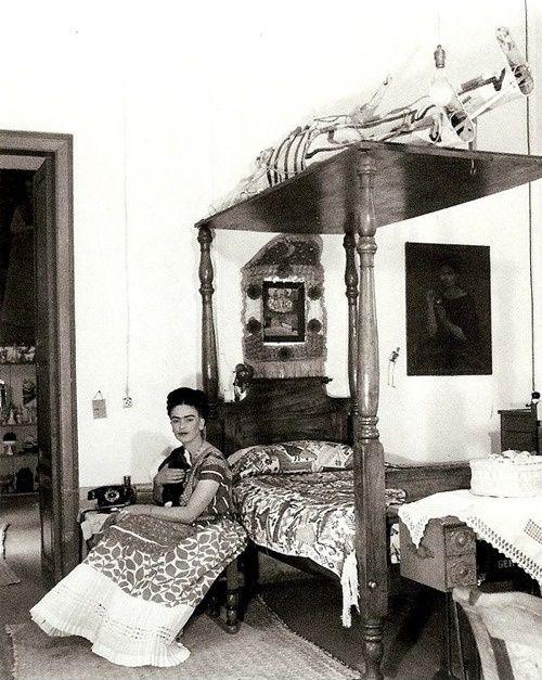 Frida y Diego: El amor con tintes surrealistas