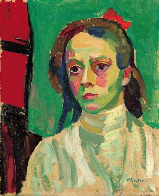Gabriele Münter (1877-1962)