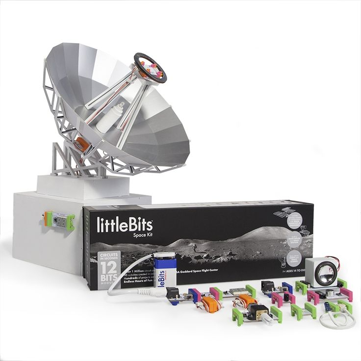 Littlebits space electronics kit for kids! | hardtofind. (Scheduled via TrafficWonker.com)
