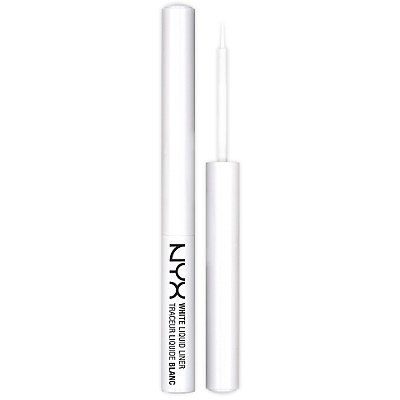 Nyx Cosmetics White Liquid Liner White Ulta.com - Cosmetics, Fragrance, Salon and Beauty Gifts