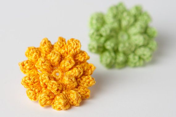 Crochet Flower Pattern Dahlia : 1000+ images about Crochet on Pinterest Crochet patterns ...