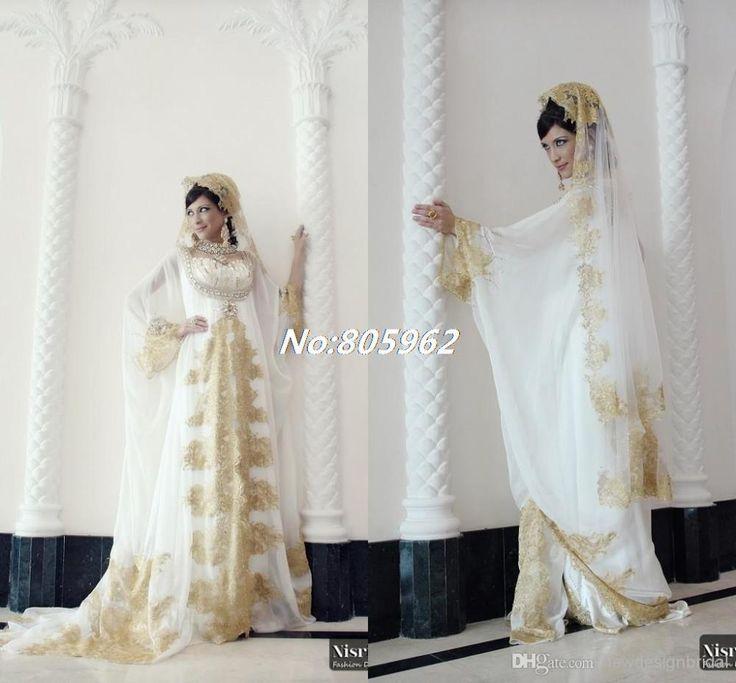 42 best Arabic Kaftan Evening Dresses images on Pinterest | Short ...