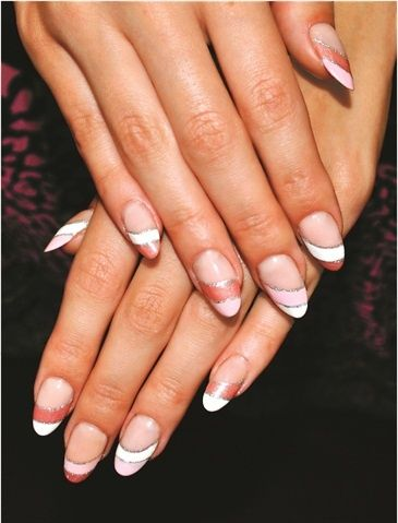 49 Best Wedding Nails Images On Pinterest