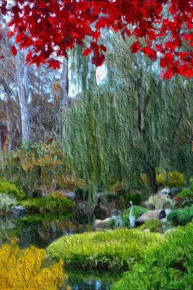 Gibbs Gardens, Ball Ground, GA Japanese Garden, \
