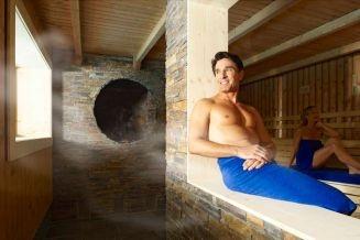 Sauna in der Vulkaneifel Therme Bad Bertrich