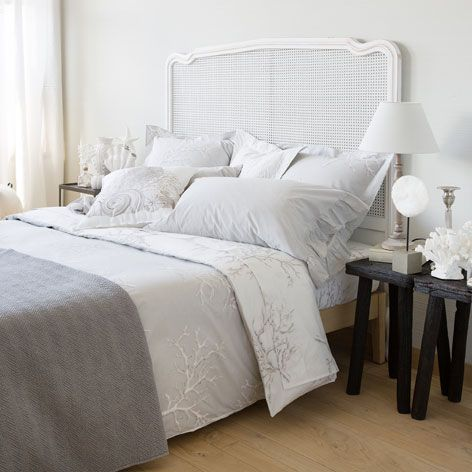 CORAL PERCALE BED LINEN - Bedroom - New Collection | Zara Home United Kingdom