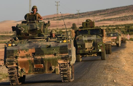 #Media #Oligarchs #Banks vs #union #occupy #BLM #SDF #DemExit #Humanity   Ankara closes military intervention in Syria  https://plus.google.com/u/0/111262982046184002072/posts/JuXmwqogy1v  Turkey is irritated by Russia and the United States preventing it from continuing operations as it pleases in the north of Syria.  Turkish Prime Minister Binali Yildirim announced on Wednesday (March 29th) that the military operation conducted by Ankara in northe
