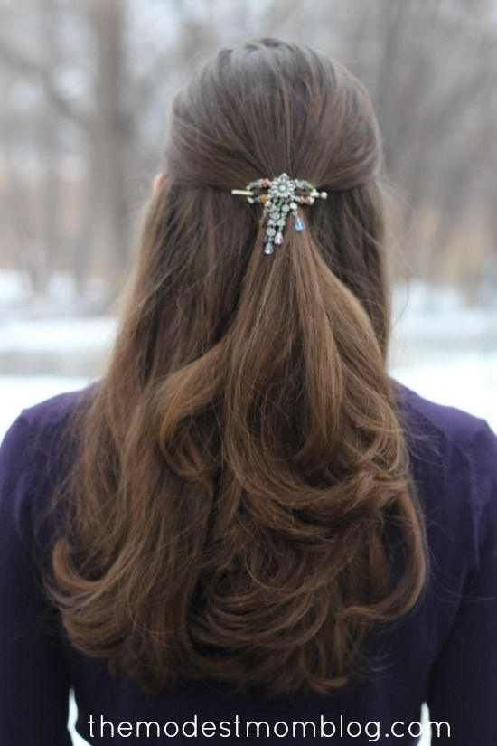 Lilla Rose Flexi Clip Themodestmomblog Com A Crown Of Glory Pinterest The O