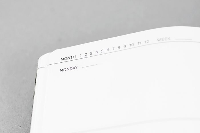 Paper Love Marble Planner by Magdalena Tekieli Design  Order magdalena@tekieli.pl