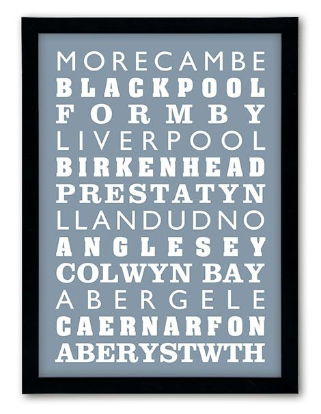 Special Places. Personalised prints, posters & canvases with instant previews as you type. From £14.99 with fast free delivery. www.chatterboxwalls.co.uk