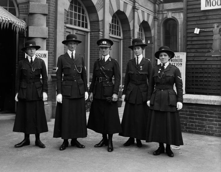 a history of women in canadian law enforcement Learn about the history and development of policing and law enforcement in the united states.