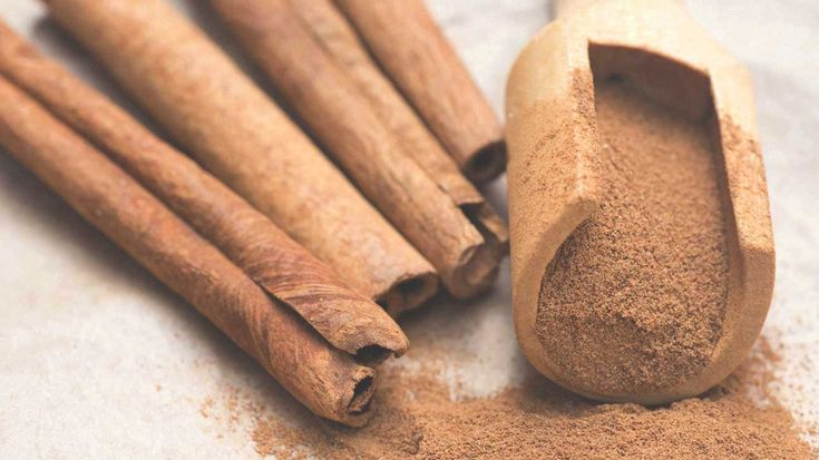 Scoop of Cinnamon
