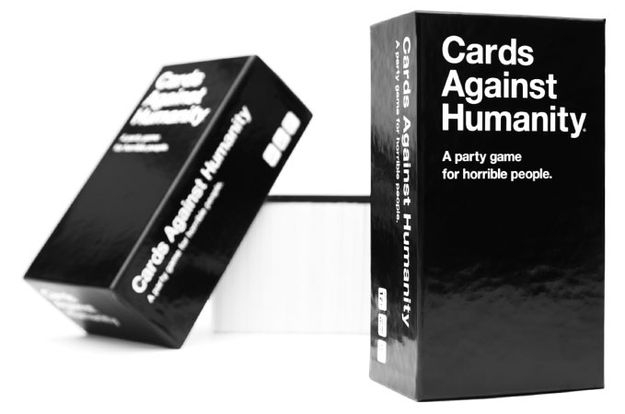 Cards Against Humanity, $25 | 46 Genius Stocking Stuffers You'll Want To Keep For Yourself