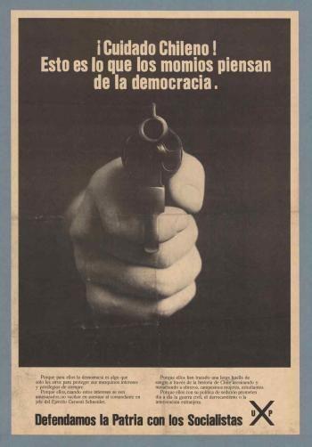 Unidad Popular, Elecciones Parlamentarias, 1973: