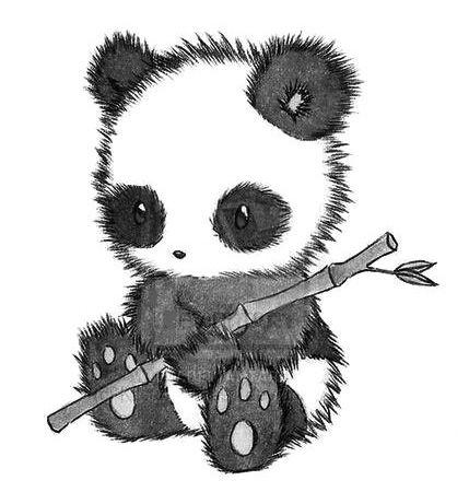 osos panda animados tiernos - Buscar con Google