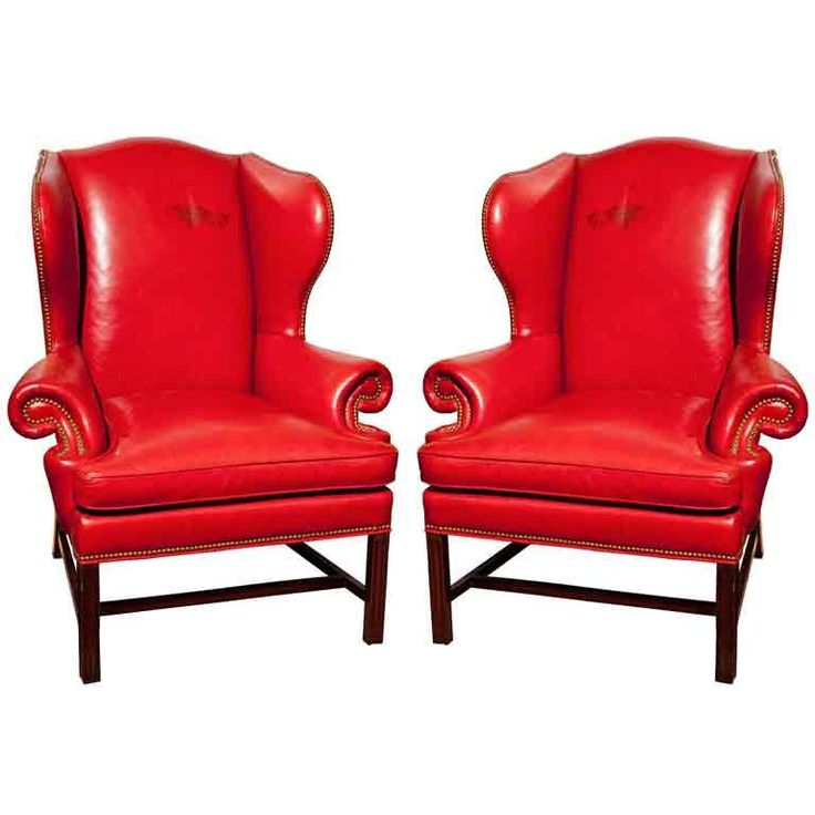 17 Best Images About Wing Chairs On Pinterest Armchairs