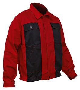Pracovní pánská bunda na knoflíky