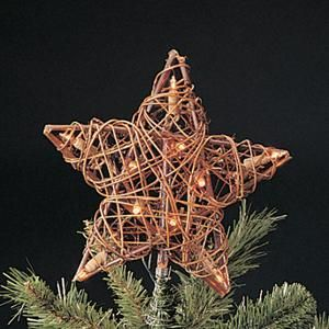 41 Best Christmas Tree Toppers Images On Pinterest Christmas  - Make A Christmas Star Tree Topper
