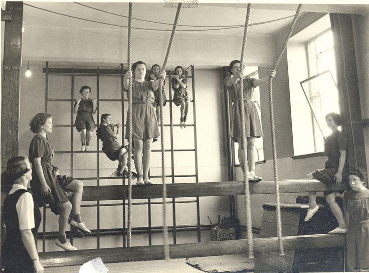Palestra collegio 1950