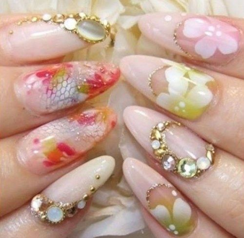 169 best nail design ideas images on pinterest beauty enamel stylish nail art nail paint new designs 2016 for modern girls prinsesfo Gallery