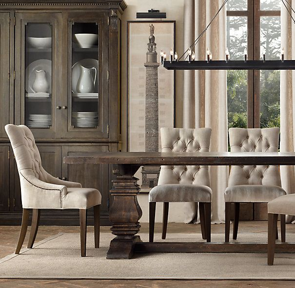 78 Best Home Sweet Home  Dining Room Images On Pinterest  Dining Unique Cloth Dining Room Chairs Decorating Inspiration