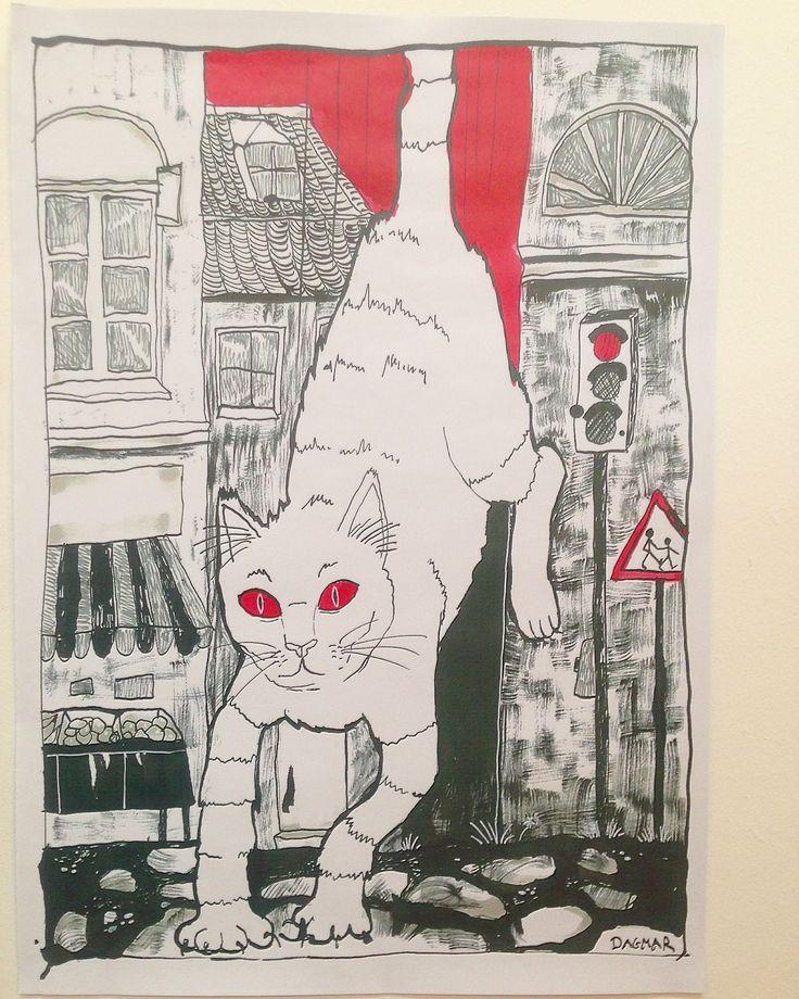 Suicide cats part 4.