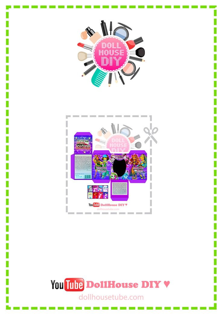 Dollhouse Diy Phone Print Outs Www Picsbud Com
