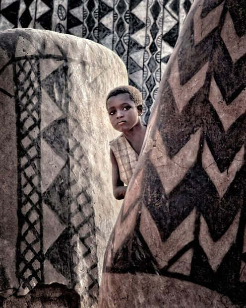 Burkina Faso.                             Overall winner - Travel Photographer of the Year 2011: Louis Montrose