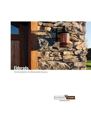 25 best ideas about eldorado stone on pinterest stone for The most believable architectural stone veneer