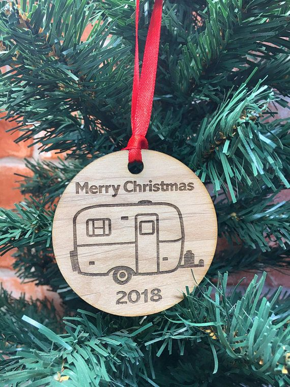 2020 Scamp Camper Ornament Egg Travel Trailer Glamping Etsy Camper Ornament Christmas Ornaments Xmas Ornaments