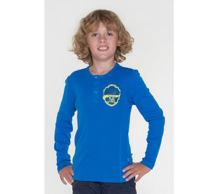 Chlapčenské tričko s dlhým rukávom Sam 73 | modino.sk #modino_sk #modino_style #style #fashion #sam73