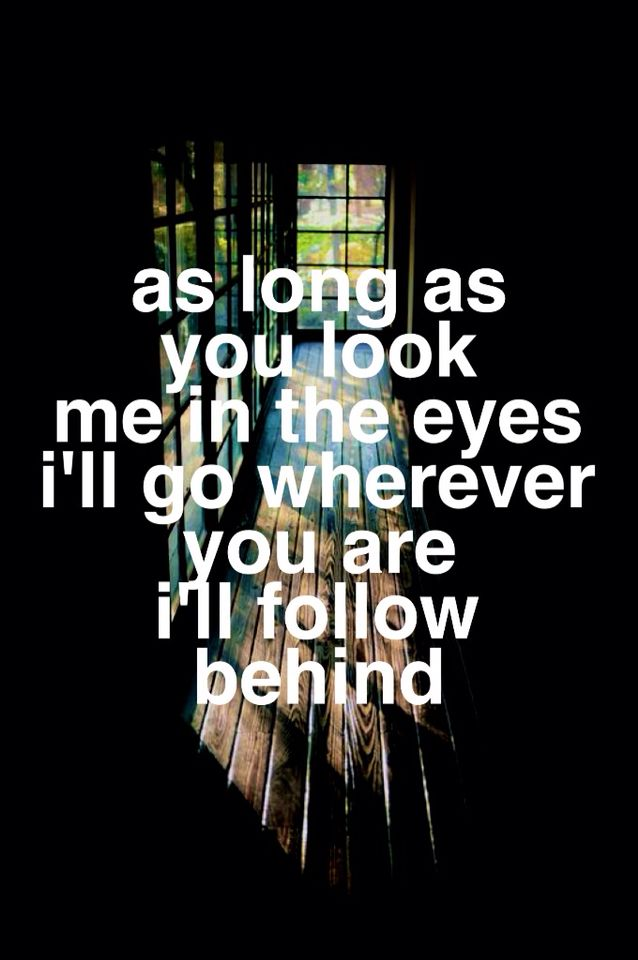 Lyrics her fist with rearview mirror