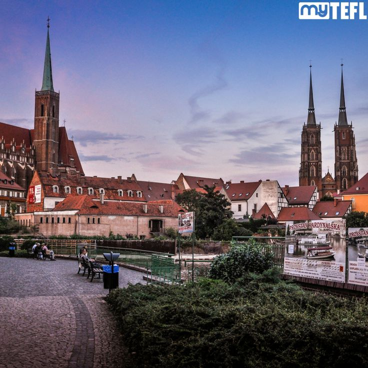 Wroclaw is an off-the-beaten-track Polish city, packed with beautiful medieval buildings and hidden cobbled squares. It's also got a wild, student-led nightlife, and oodles of TEFL jobs to boot! #Wroclaw #Wroc-vegas #party #Polska #Poland #TEFL #TESOL #EFLteachers #Europe #Travel #Backpackers #getpaidtotravel #travelers #EasternEurope #gapyear