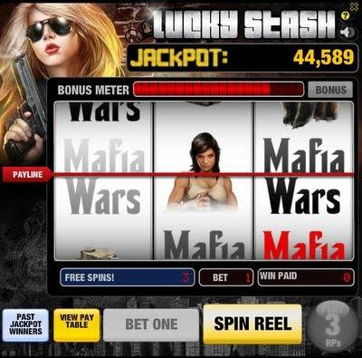 Mafia Wars by Zynga: 3 Free Spins no deposit bonus http://gamesonlineweb.com/casino/