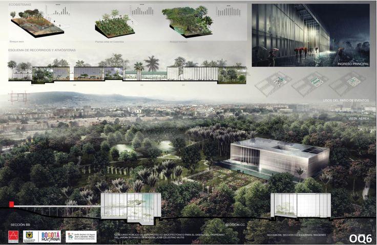 Laminas ganadoras concursos arquitectura google search for Laminas arquitectura