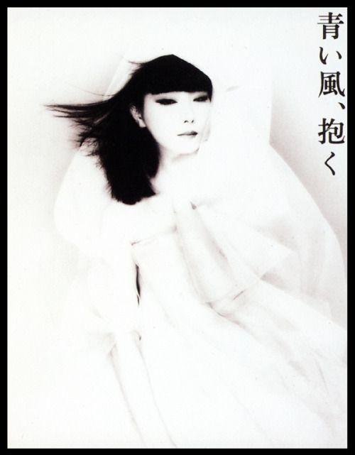 random beauty   thekimonogallery: garlands-jpn: 山口小夜子_1982 ...