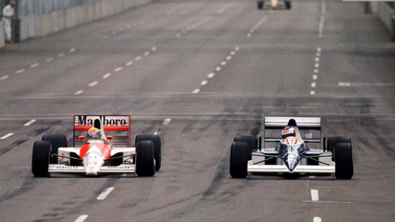 F1: O GP dos Estados Unidos de 1990 em Phoenix