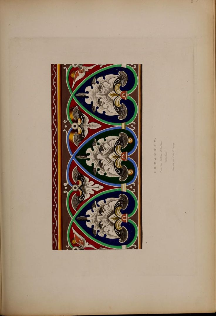 The encyclopaedia of ornament -whole book 1842 http://archive.org/stream/encyclopdiaoforn00shaw#page/n122/mode/thumb