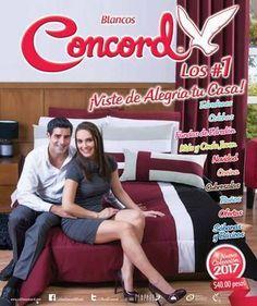 Edredones y Colchas  Colchas Concord Colección 2017
