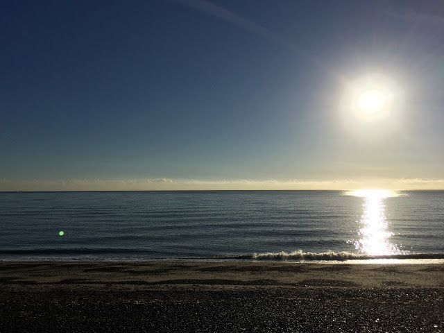 MHBD's Blog: Killiney beach on a Sunday morning!