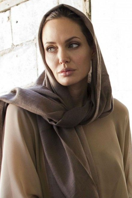 Angelina Jolie In Tears On Visit To Bosnia As Part Of Her Anti-War Rape Campaign   Marie Claire
