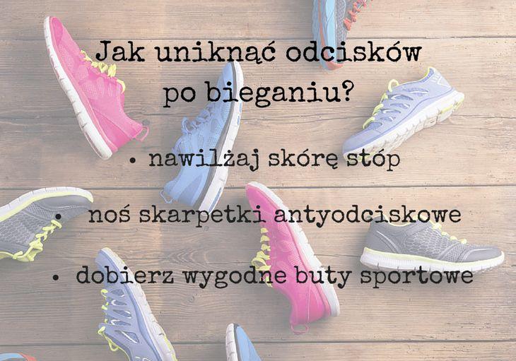 Nikt nie lubi mieć odcisków, zobacz jak się przed nimi uchronić.  #jogging #run #runner #runningshoes #calluses #bieganie #butydobiegania #biegacz #odciski