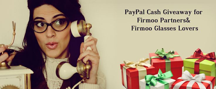 Firmoo Rewards Program in May| $200 Giveaway in PayPal Cash|Thank you, Firmoo Fans!